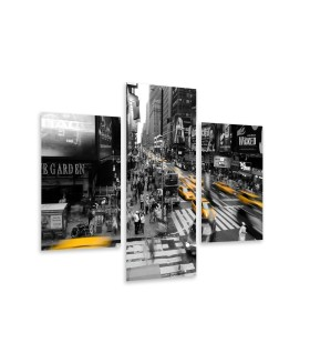 Multi-canvas 3x New York City
