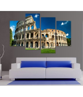 Multi-canvas 4x Colosseum