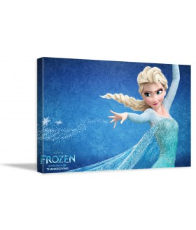 Tablou canvas Frozen Elsa